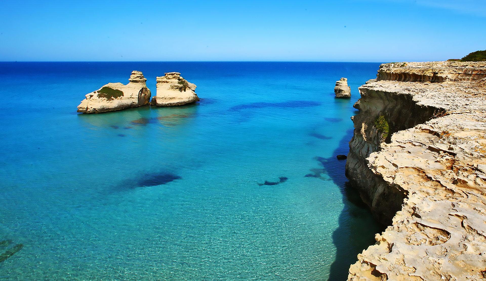 Seaside holidays in Salento Italy