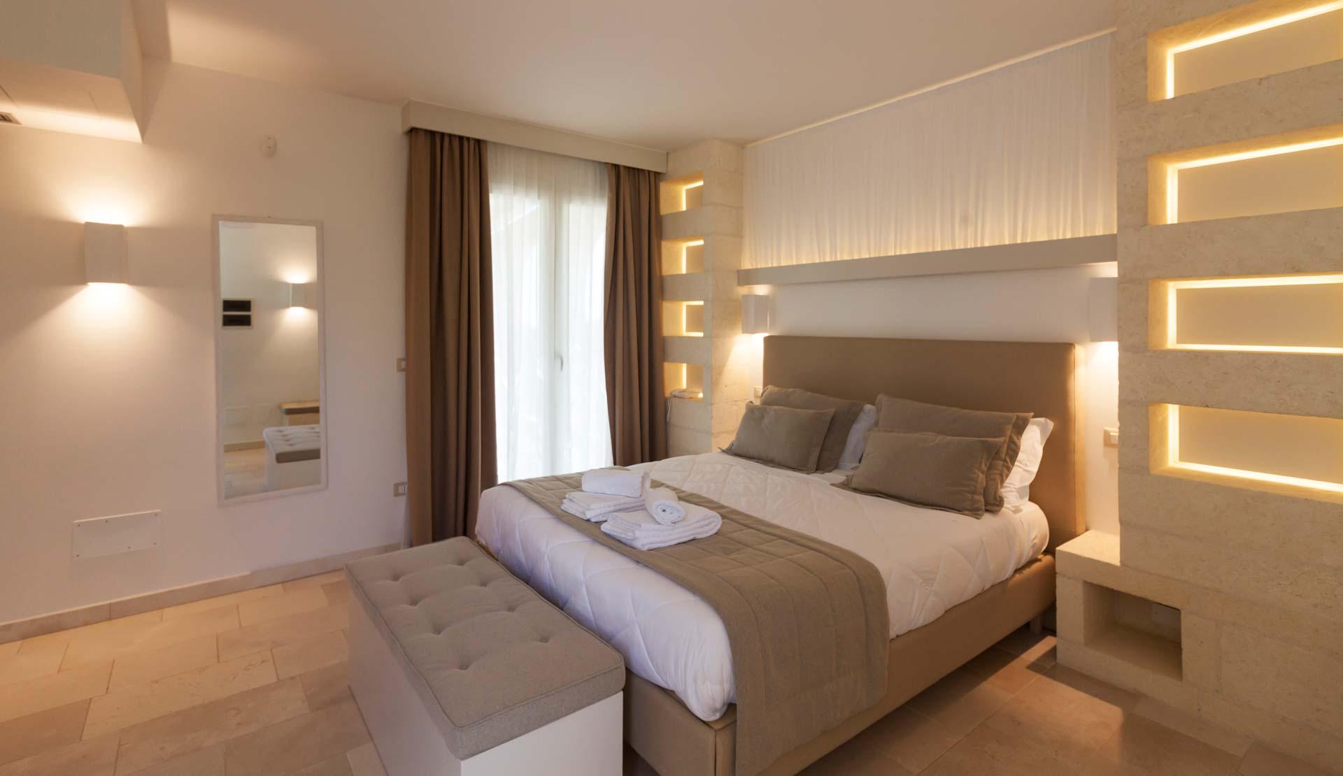 Luxury Hotel in Puglia | Superior room | Montiró Hotel