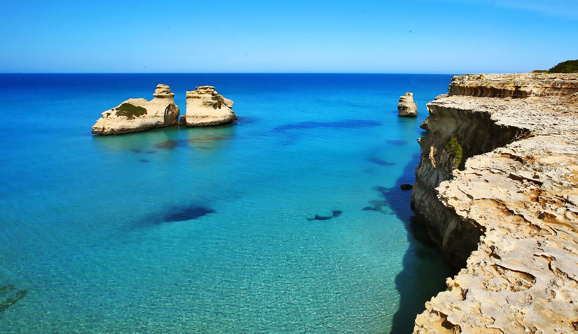 Seaside holidays in Salento Italy